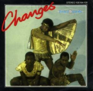 Imagination: Changes - Cover