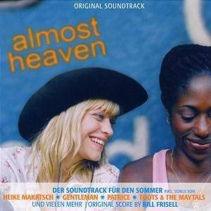 Cover - Tanya Stephens: Almost Heaven