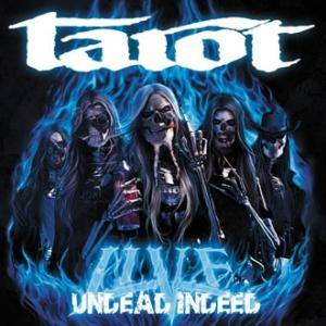 Tarot: Undead Indeed Live (CD + DVD) - Bild 1