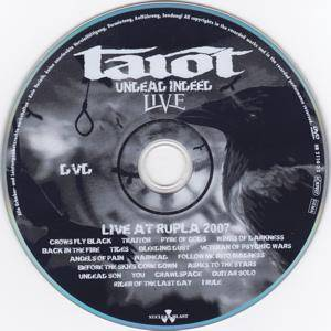 Tarot: Undead Indeed Live (CD + DVD) - Bild 4
