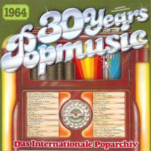 30 Years Popmusic 1964 - Cover