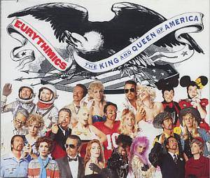Eurythmics: King And Queen Of America, The - Cover