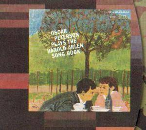Cover - Oscar Peterson: Oscar Peterson Plays The Harold Arlen Song Book