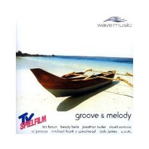 Cover - Kim Waters: Groove & Melody