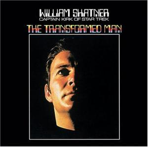 William Shatner: Transformed Man, The - Cover