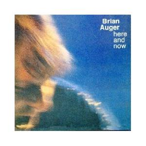Cover - Brian Auger: Here And Now