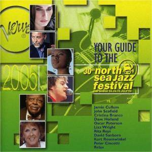 Your Guide To The North Sea Jazz Festival 2005 - Cover