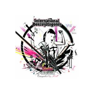 International Deejay Gigolos CD Seven - Cover