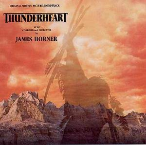 james horner thunderheart 1992. Black Bedroom Furniture Sets. Home Design Ideas