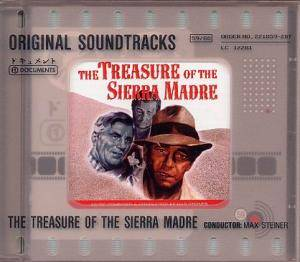 Cover - Max Steiner: Treasure Of The Sierra Madre, The