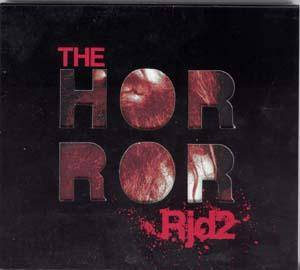 Cover - RJD2: Horror, The