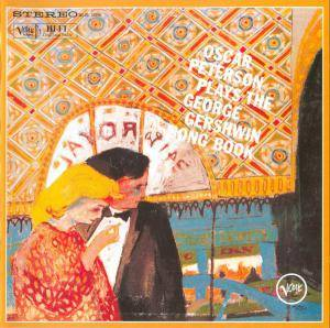 Cover - Oscar Peterson: Oscar Peterson Plays The George Gershwin Song Book