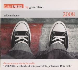 Kultur Spiegel - My Generation: Helden@home - Cover