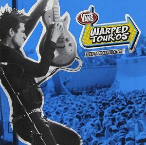 Warped Tour 2005 Compilation - Cover