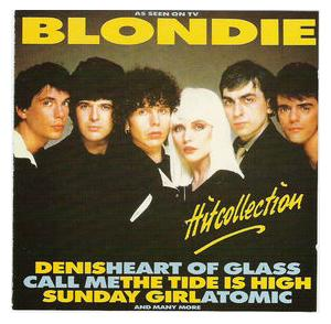Blondie: Hitcollection - Cover