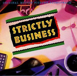 Strictly Business - Cover