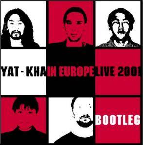 Cover - Yat-Kha: Bootleg - Live In Europe 2001