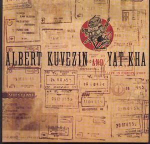 Cover - Yat-Kha: Live In Europe 2005