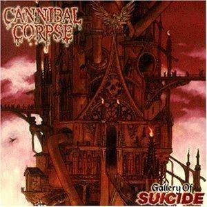 Cannibal Corpse: Gallery Of Suicide (Tape) - Bild 1