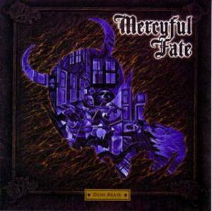 Mercyful Fate: Dead Again - Cover