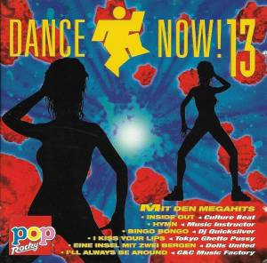 Dance Now! 13 - Cover