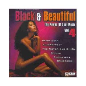 Black & Beautiful Vol. 4 - Cover