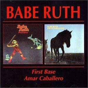Cover - Babe Ruth: First Base / Amar Caballero
