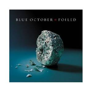 Cover - Blue October: Foiled