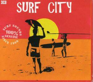 Cover - Super Stocks, The: Surf City