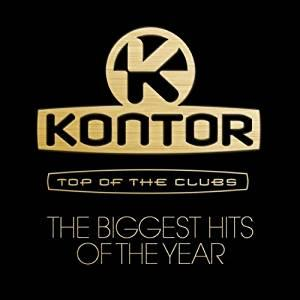 Kontor Top Of The Clubs - The Biggest Hits Of The Year - Cover