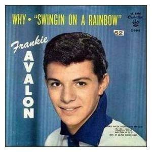 Cover - Frankie Avalon: Why