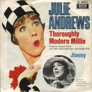 Cover - Julie Andrews: Thoroughly Modern Millie