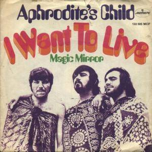 Aphrodite's Child: I Want To Live - Cover