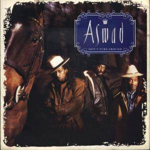 Aswad: Don't Turn Around - Cover