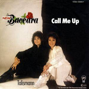 New Baccara: Call Me Up - Cover
