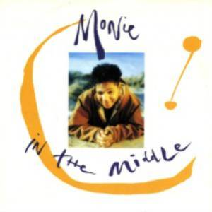Monie Love: Monie In The Middle - Cover