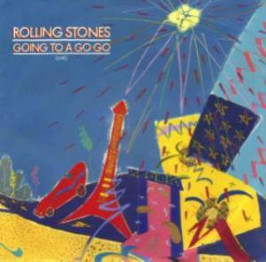The Rolling Stones: Going To A Go Go - Cover