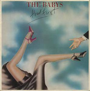 The Babys: Head First - Cover