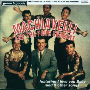 Cover - TISM: Machiavelli and the Four Seasons / Gold! Gold! Gold for Australia!