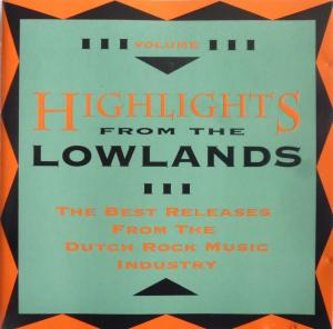 Highlights From The Lowlands - Cover
