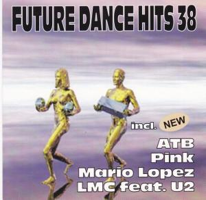 Future Dance Hits 38 - Cover