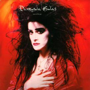 Cover - Diamanda Galás: Saint Of The Pit