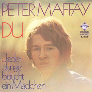 Peter Maffay: Du - Cover