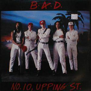 Big Audio Dynamite: No. 10, Upping St. - Cover