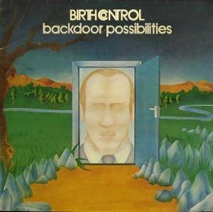 Birth Control: Backdoor Possibilities - Cover