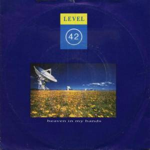 Level 42: Heaven In My Hands - Cover