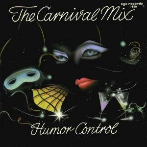 Humor Control: Carnival Mix, The - Cover