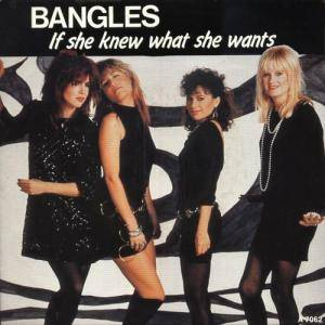 The Bangles: If She Knew What She Wants - Cover