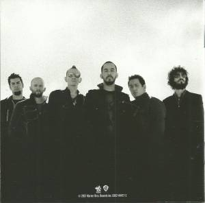Linkin Park: Minutes To Midnight (CD) - Bild 4