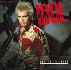 Billy Idol: Hot In The City - Cover